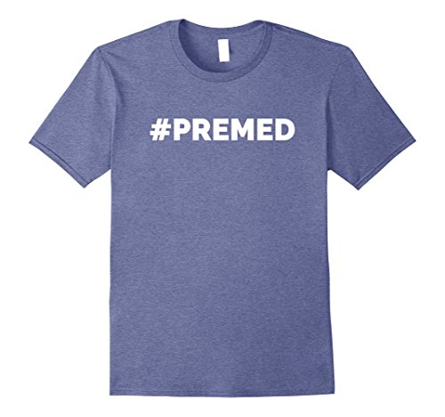 Mens #Premed Shirt from the Medical School Headquarters Large Heather - Headquarters Men For