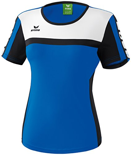 Mujeres Erima 5-CUBOS camiseta 5-CUBOS Serie nuevo real / negro / blanco, Opciones Tamaño: 40 Mujeres