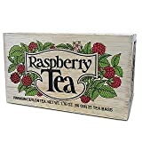 Specialty Tea in Softwood Box - Raspberry