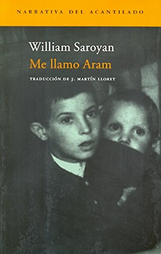 Me llamo Aram / My name is Aram (Spanish Edition)