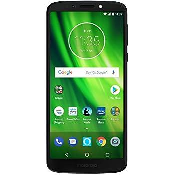 Moto G6 Play – 32 GB – Unlocked (AT&T/Sprint/T-Mobile/Verizon) – Deep Indigo – Prime Exclusive Phone