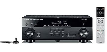 Yamaha RX-A550 5.1canales Envolvente 3D Negro - Receptor AV (5.1 canales,