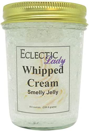 Whipped Cream Smelly Jelly by Eclectic Lady