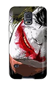 Heidiy Wattsiez's Shop Best Hot Case Cover Protector For Galaxy S5- The Joker