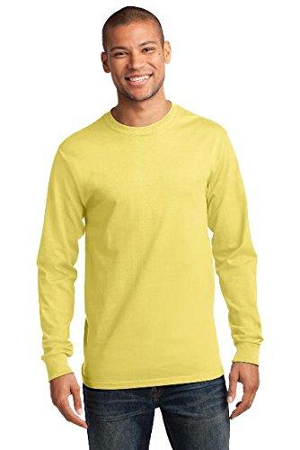 Yellow Long Sleeved Shirt - 1