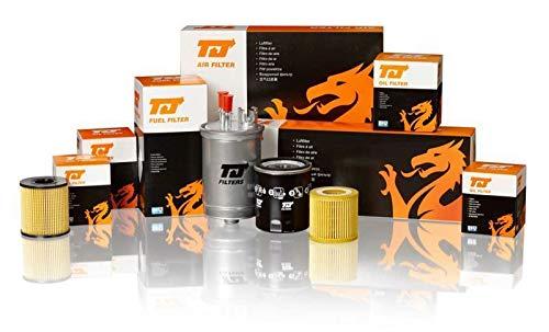TJ Filters QFA0350 Air Filter: