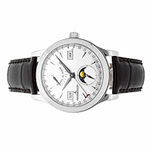 Jaeger LeCoultre Master automatic-self-wind mens Watch Q151842A (Certified Pre-owned)