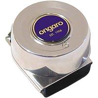 SCHMITT & ONGARO MARINE 10036 / Ongaro SS Mini Compact Single Horn - 12V