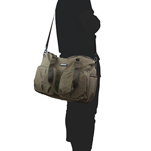 timi & leslie TL50501LD Wickeltasche mit Inhalt, jetsettertote london
