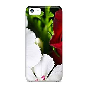 CaroleSignorile Cases Covers Protector Specially Made For Iphone 5c Colorful Flowers