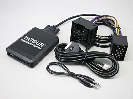 Amazon com: Usb/sd/aux/ipod/iphone Car Kit for 17pin BMW E36