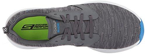Go Fitness Gris Ride Chaussures de Gris Blue Charcoal Skechers Homme Run 7 U6AqdUaw