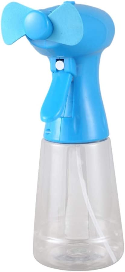 YCEOT Ventilador con rociador de Agua Ventilador de nebulización ...