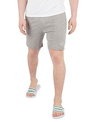 Calvin Klein Men's Terry Sweat Shorts, Grey