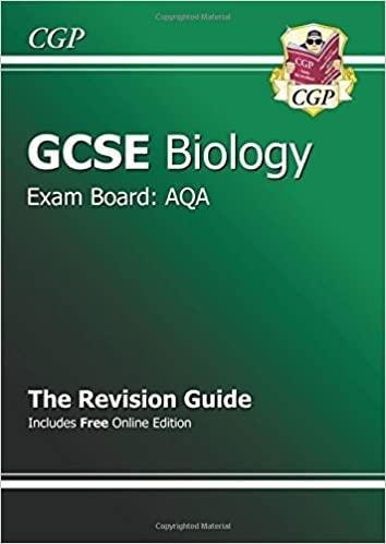 Gcse Biology Aqa Revision Guide by Parsons, Richard (2011)