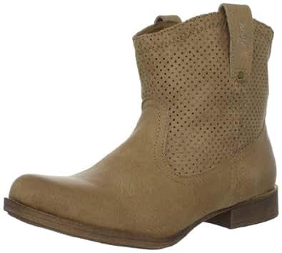 Roxy Women's Buckeye Ankle Boot,Tan,9 B US