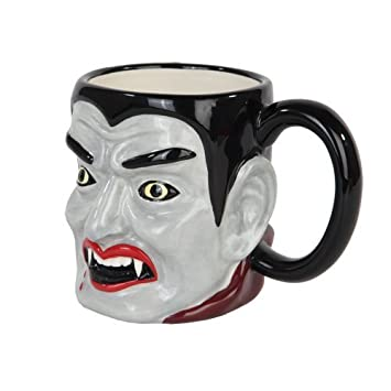 Amazon.com: Pacific Giftware Vampire Dracula Coffee Mug Made by ...