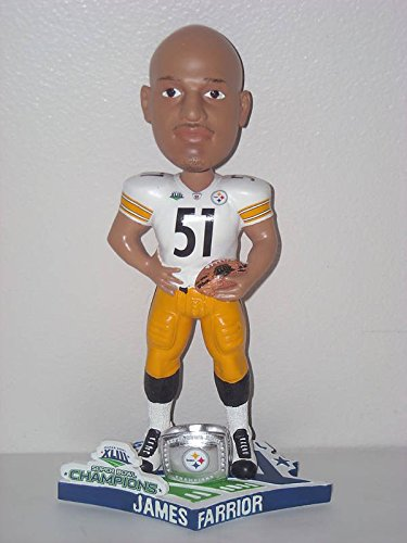 Super Bowl Bobble Head Doll - 4