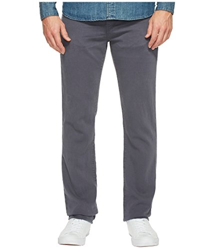 J Brand Men's Kane Straight Leg French Terry in Keckley Soot Keckley Soot Jeans by J Brand Jeans