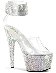 Pleaser BEJEWELED-712RS Women Platform Sandal