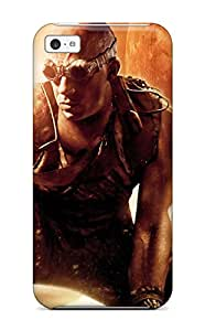 8367053K85786485 Tpu Case For Iphone 5c With Vin Diesel Riddick Movie