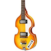 Rogue VB100 Violin Bass Guitar Vintage Sunburst