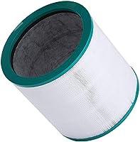 Top-well Filtro HEPA de Repuesto purificador de Torre Dyson Pure Cool Link TP02, TP03, Dyson, Parte no 968126-03: Amazon.es: Hogar