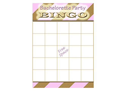 image regarding Free Printable Bachelorette Party Games known as : Bachelorette Blank Bingo Playing cards Sport