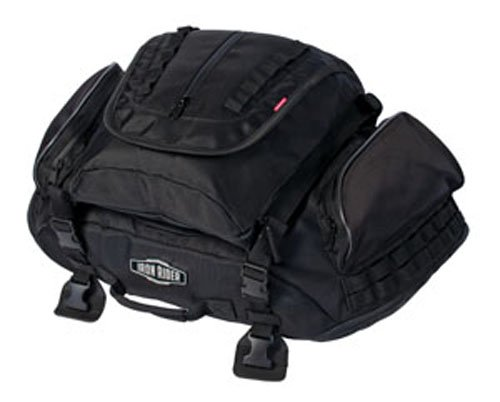 Dowco Iron Rider Rumble Motorcycle Tail Bag