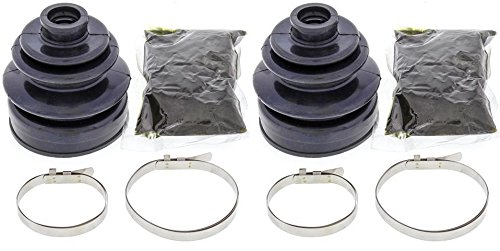 Complete Front Outer CV Boot Repair Kit for Yamaha 660 RHINO 2004 All Balls