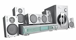 Philips MX 3800 - Equipo de Home Cinema 5.1, plateado