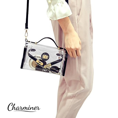 CHARMINER Cross Body Messenger Adjustable Handbag NFL product image