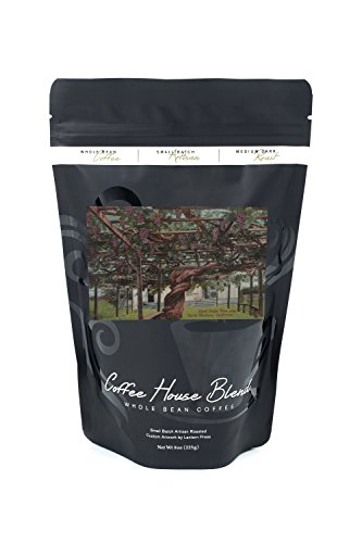 View of a Giant Grape Vine (8oz Whole Bean Small Batch Artisan Coffee - Bold & Strong Medium Dark Roast w/ - Illustration Grape Vine