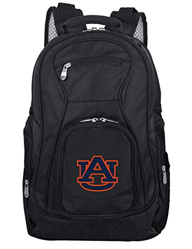 Denco NCAA Auburn Tigers Voyager Laptop Backpack, - Auburn Backpack Tigers