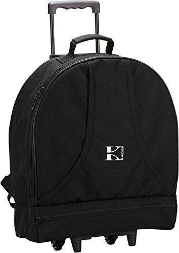 Kaces KDP-160W Snare Drum Kit luggage Porter with wheels