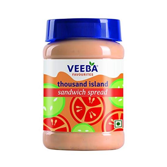 Veeba Thousand Island Sandwich Spread, 280g
