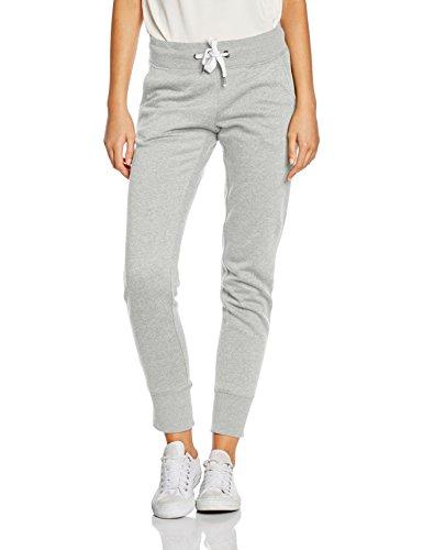 Only Onlfinley Pants Noos, Pantalones para Mujer Gris (Light Grey Melange)
