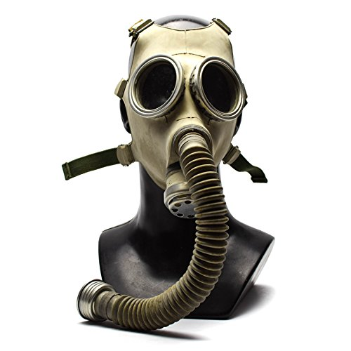 Genuine Original Soviet Russian Child Gas Mask PDF-7 S5 with hose USSR face mask Respirator Novelty use deco -