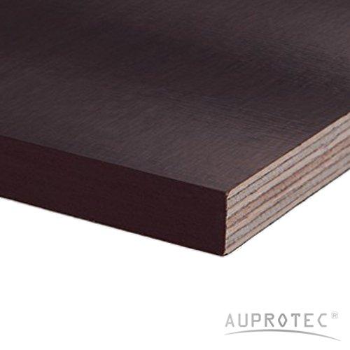 Siebdruckplatte 30mm Zuschnitt Multiplex Birke Holz Bodenplatte 60x20 cm
