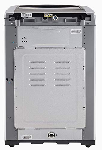 LG 6.5 Kg 5 Star Smart Inverter Fully-Automatic Top Loading Washing Machine (T65SKSF4Z, Middle Free Silver) Discounts Junction