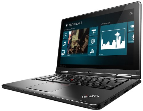 Lenovo ThinkPad Yoga 12.5-Inch Convertible 2 in 1 Touchscreen Ultrabook