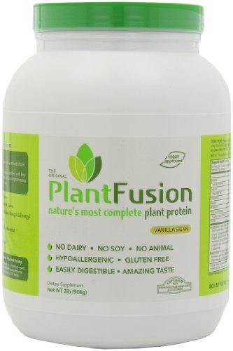 PlantFusion Protein Vanilla Bean