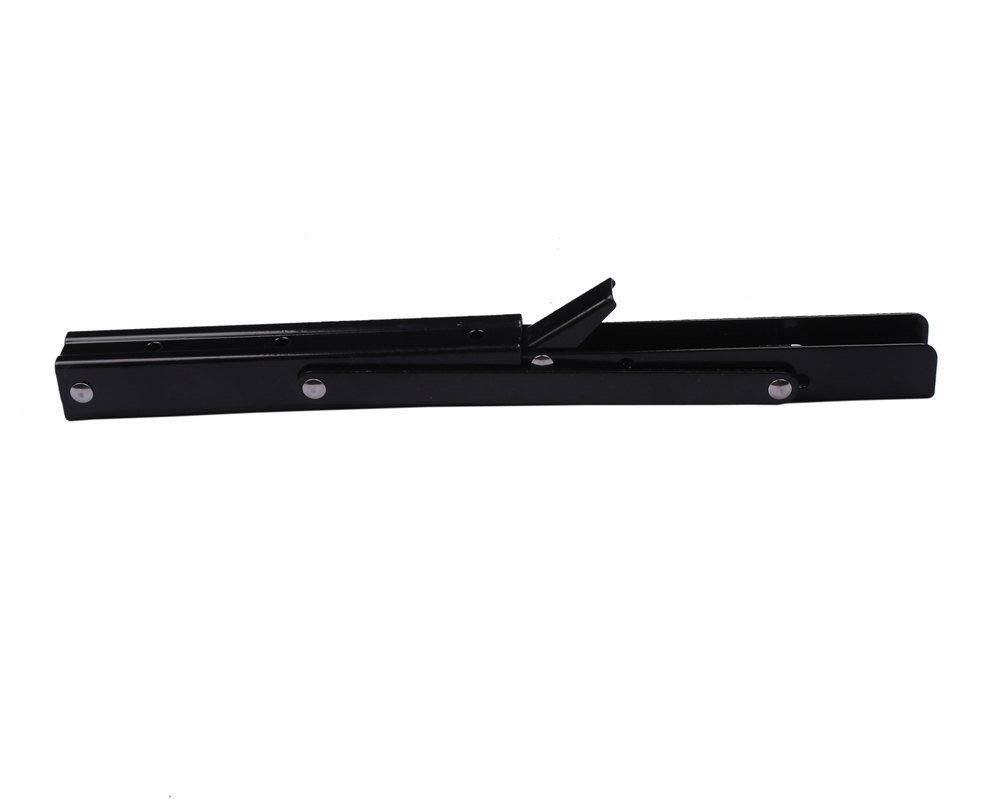 FidgetFidget Table Folding Bracket Black Baking Coated Shelf Bench MAX. Load 200KG by FidgetFidget (Image #3)
