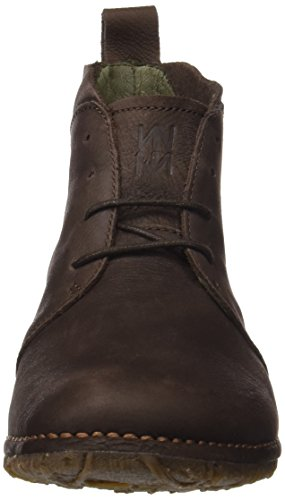 El Naturalista N974 Pleasant Brown/Angkor, Stivali Chukka Donna Marrone (Brown)