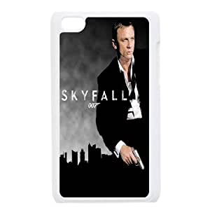 Skyfall iPod Touch 4 Case White Phone cover Q3283746