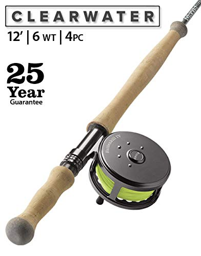 Orvis Clearwater 6-Weight 12' Fly - Spey Orvis Rod