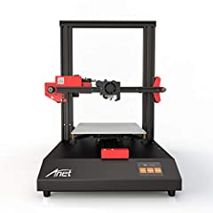 More Feature: - This 3D printer is factory pre-assembled, with wiring port integration, harness hiding, terminal adapter board design. - With 2.8-inch color touch screen, easy to operate.  - The Z-axis and Y-axis are all guided by rollers, wh...