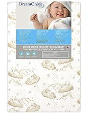 "Dream On Me 3"" Pocket Coil Mini / Portable Crib Mattress"