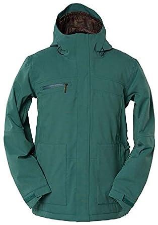 19670bdd4 Bonfire Klamath Snowboard Jacket Mens
