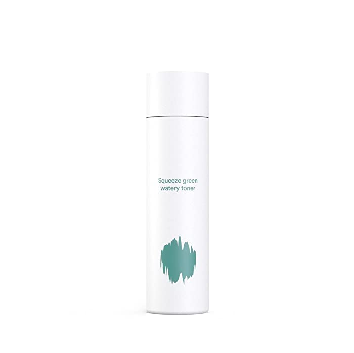 E NATURE Squeeze Green Watery Toner